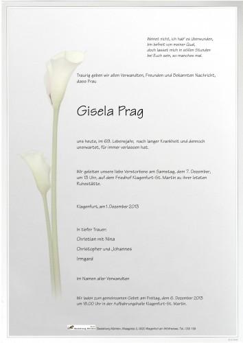 Gisela Prag
