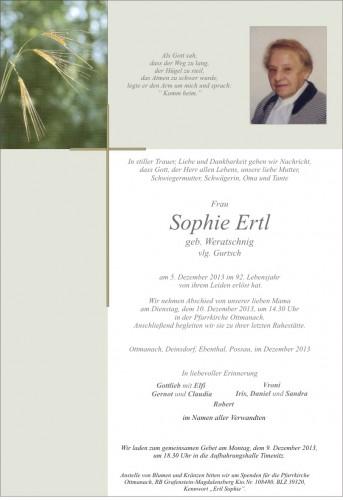 Sophie Ertl