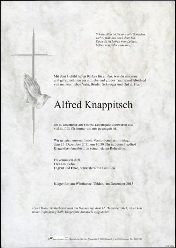 Alfred Knappitsch