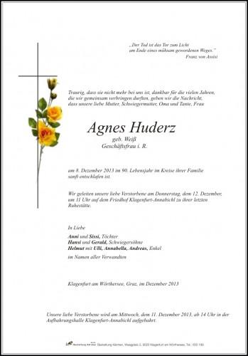 Agnes Huderz