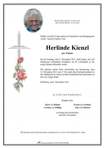 Kienzl Herlinde