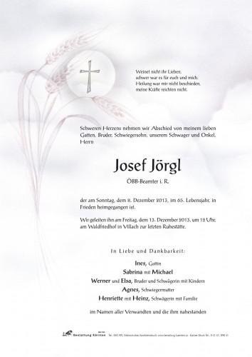 Josef Jörgl