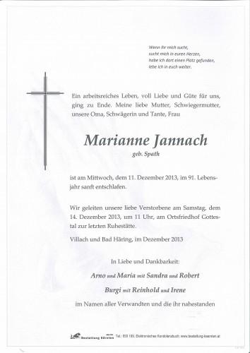 Marianne Jannach