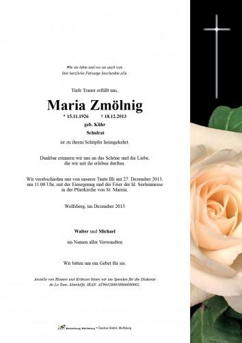 Maria Zmölnig