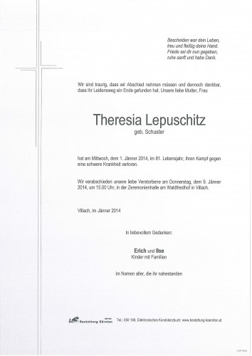 Theresia Lepuschitz
