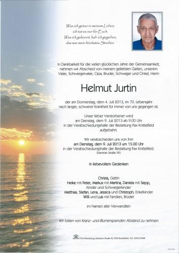 Helmut Jurtin