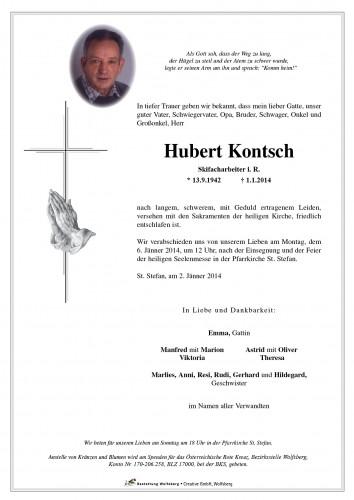 Hubert Kontsch