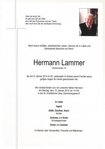 Hermann Lammer