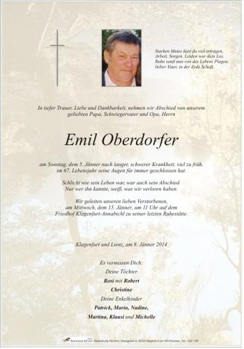 Emil Oberdorfer