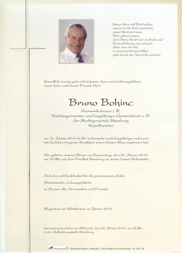 Bruno Bohinc