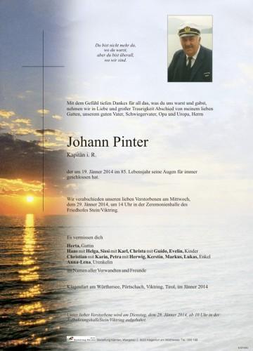 Johann Pinter