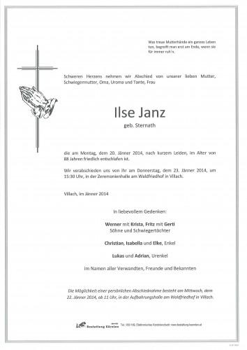 Ilse Janz