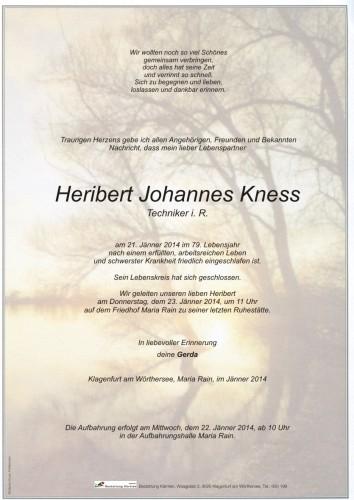 Heribert Kness