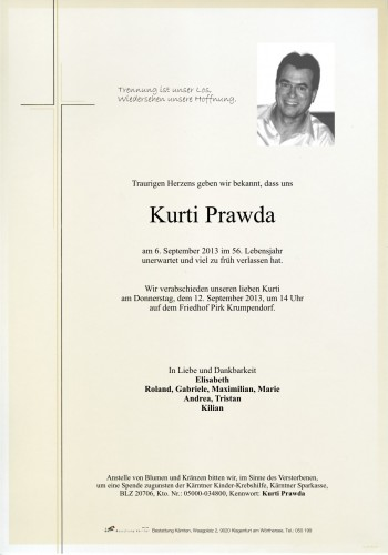Kurt Georg Prawda