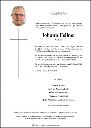 Johann Fellner