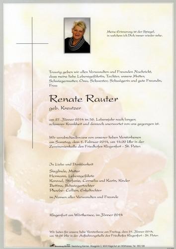 Renate Sieglinde Rauter