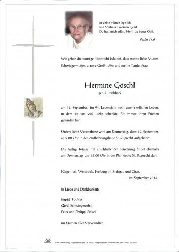 Hermine Göschl