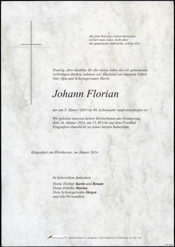 Johann Florian