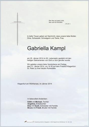 Gabriella Kampl