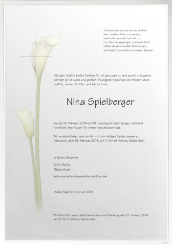 Nina Spielberger