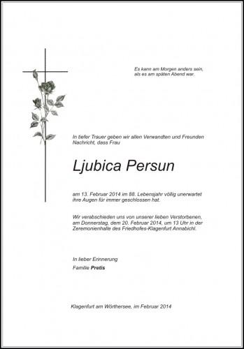 Ljubica Persun