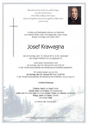 Josef Krawagna