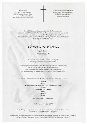 Theresia Kuess