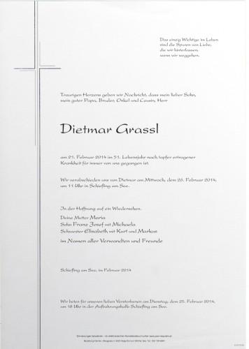 Dietmar Grassl