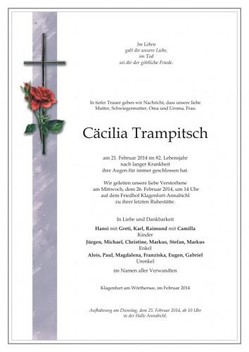 Cäcilia Trampitsch