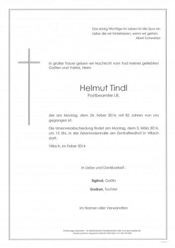 Helmut Tindl