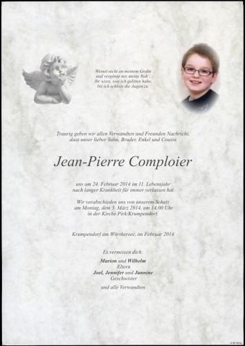 Jean-Pierre Comploier