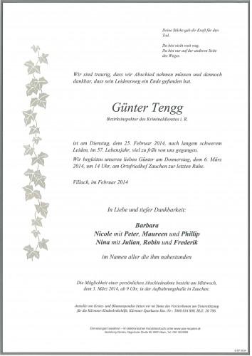 Günter Tengg
