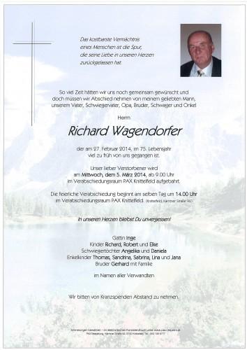 Richard Wagendorfer