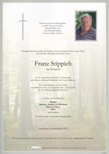 Franz Stippich