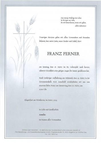 Franz Perner