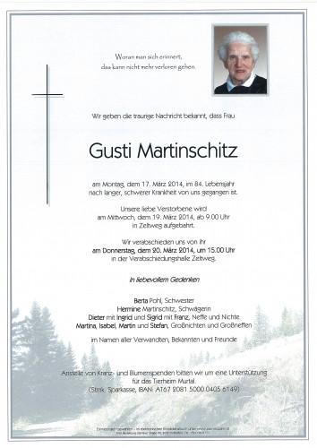 Gusti Martinschitz