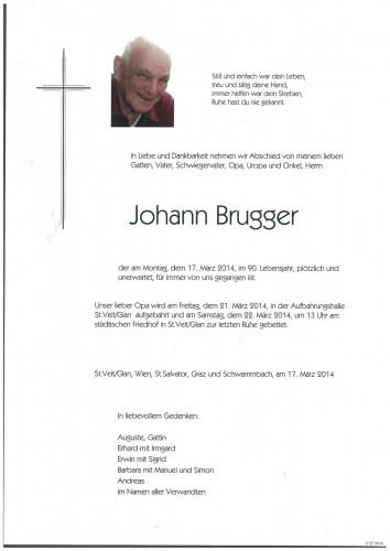 Johann Brugger