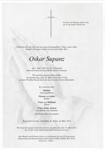 Oskar Supanz
