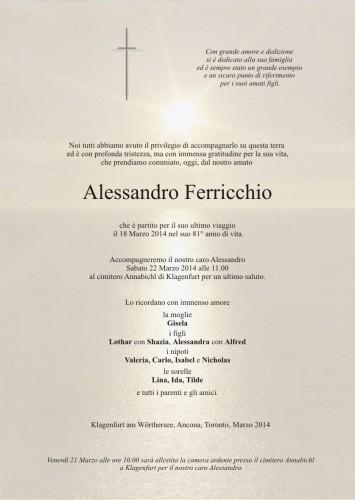 Alessandro Ferricchio (ital.)