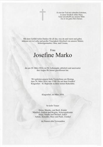 Josefine Marko