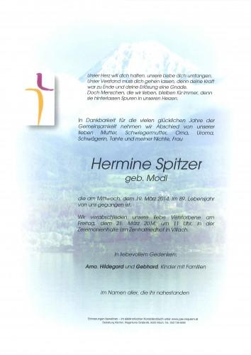 Hermine Spitzer