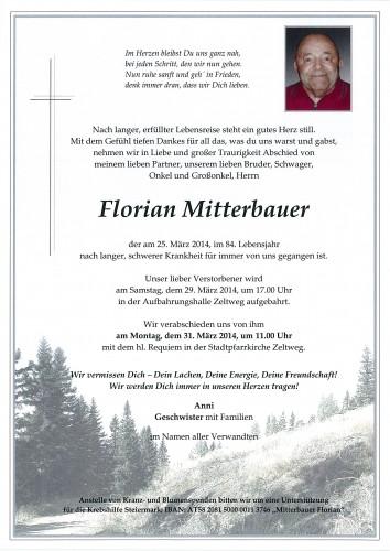 Florian Mitterbauer