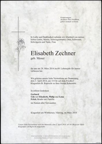 Elisabeth Zechner