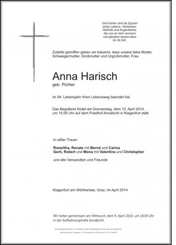 Anna Harisch