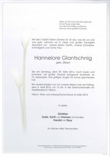 Hannelore Glantschnig