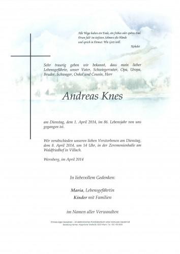 Andreas Knes