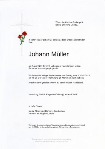 Johann Müller