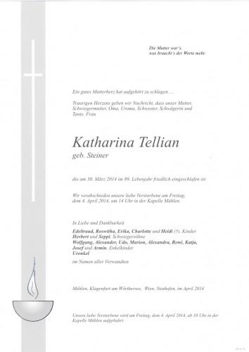Katharina Tellian
