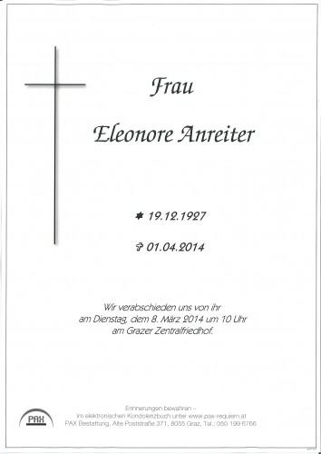 Eleonore Anreiter