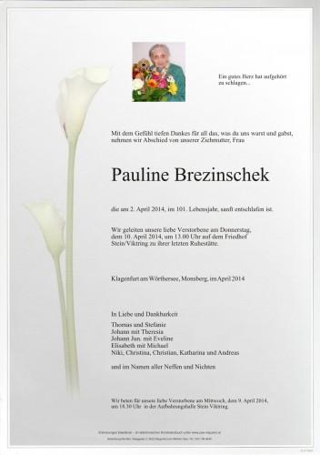 Pauline Brezinschek